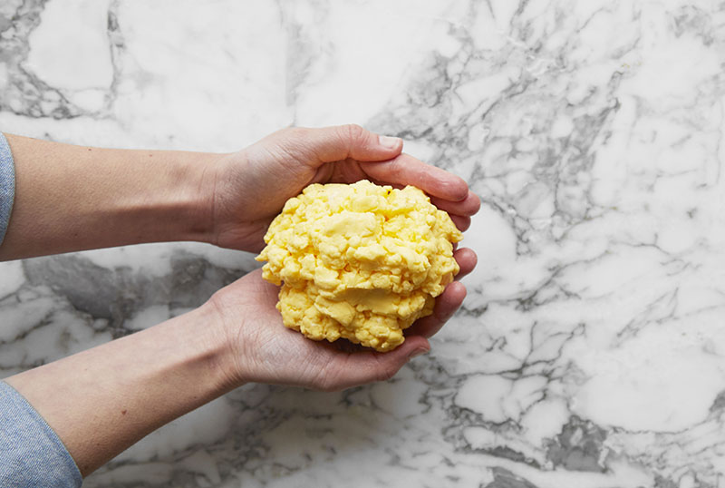 How to make homemade butter from cream in under 30 minutes