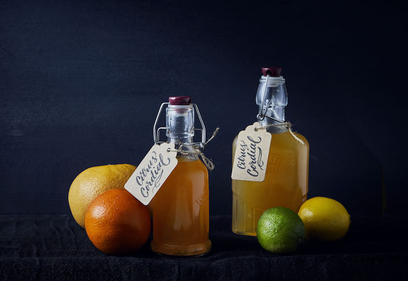 how to citrus cordial