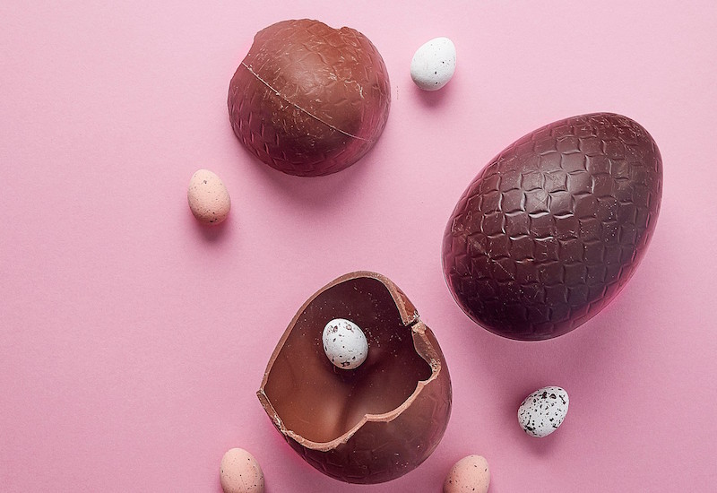 Leftover chocolate Easter eggs recipes