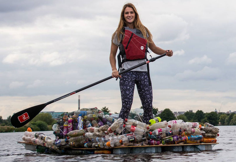 plastic pollution campaigners
