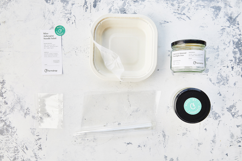 biodegradable packaging for food