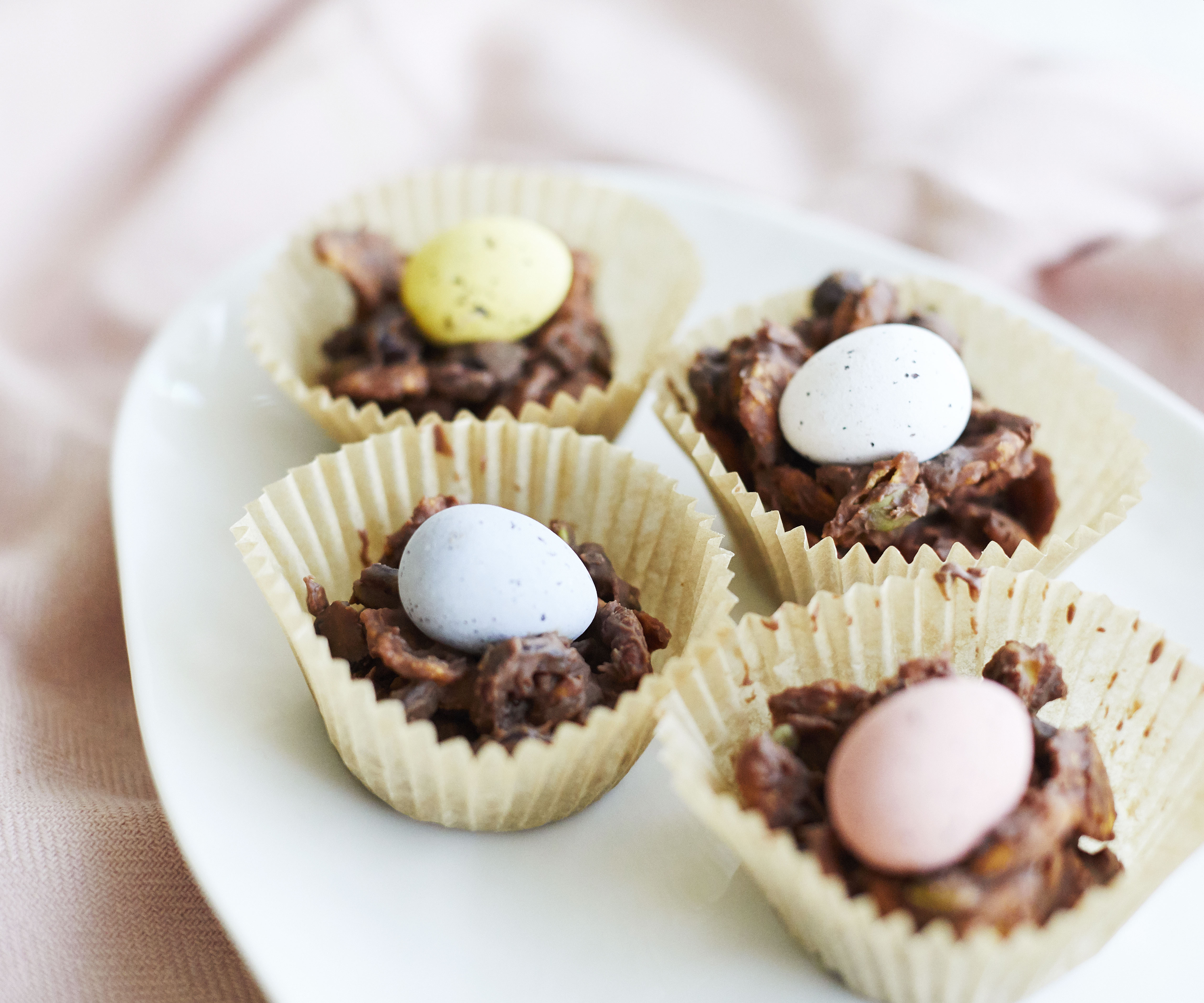 Fruit and nut Easter treats
